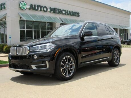 2017 BMW X5 xDrive35id ***Driving Assistance Package, Premium Package*** Back-Up Camera Bluetooth Connection Plano TX
