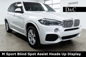 2017 BMW X5 xDrive40e M Sport Blind Spot Assist Heads Up Display