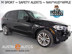 2017_BMW_X5 xDrive40e iPerformance_M SPORT, HEADS-UP DISPLAY, BLIND SPOT & LANE DEPARTURE ALERT, DRIVING ASSISTANT, NAVIGATION, SIDE/TOP/REAR CAMERAS, PANORAMA MOONROOF, HARMAN/KARDON, APPLE CARPLAY_ Round Rock TX