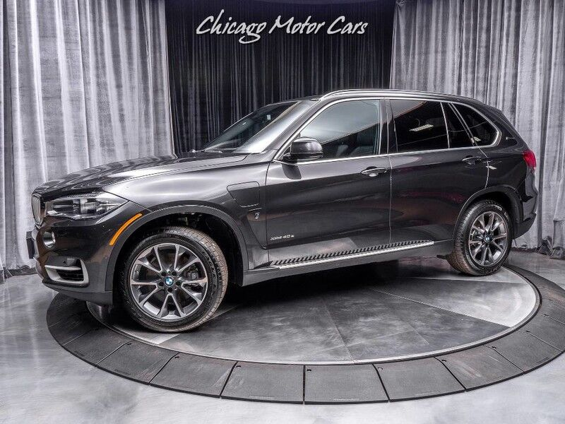2017_BMW_X5_xDrive40e iPerformance SUV **MSRP $77,370**_ Chicago IL