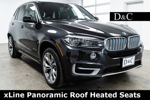 2017 BMW X5 xDrive40e xLine Panoramic Roof Heated Seats Portland OR