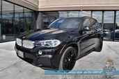 2017 BMW X5 xDrive50i / AWD / M Sport Pkg / Executive Pkg / Driving Assistance Plus Pkg / 4.4L V8 / Heated & Cooled Leather Seats / Heated Steering Wheel / Harman Kardon Speakers / Navigation / Sunroof / HUD / Lane Departure & Blind Spot / 1-Owner