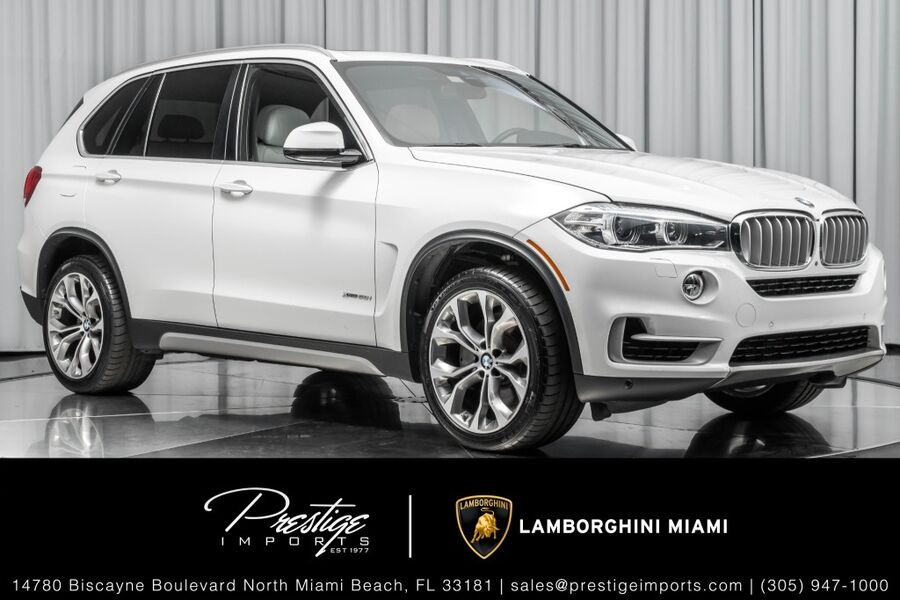 2017_BMW_X5_xDrive50i_ North Miami Beach FL