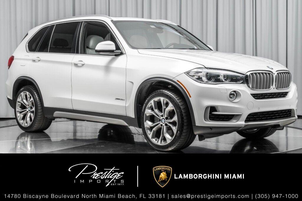 2017_BMW_X5_xDrive50i_ North Miami Beach FL