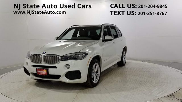 2017 BMW X5 xDrive50i Sports Activity Vehicle Jersey City NJ