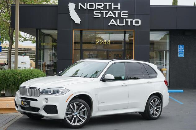 2017_BMW_X5_xDrive50i_ Walnut Creek CA