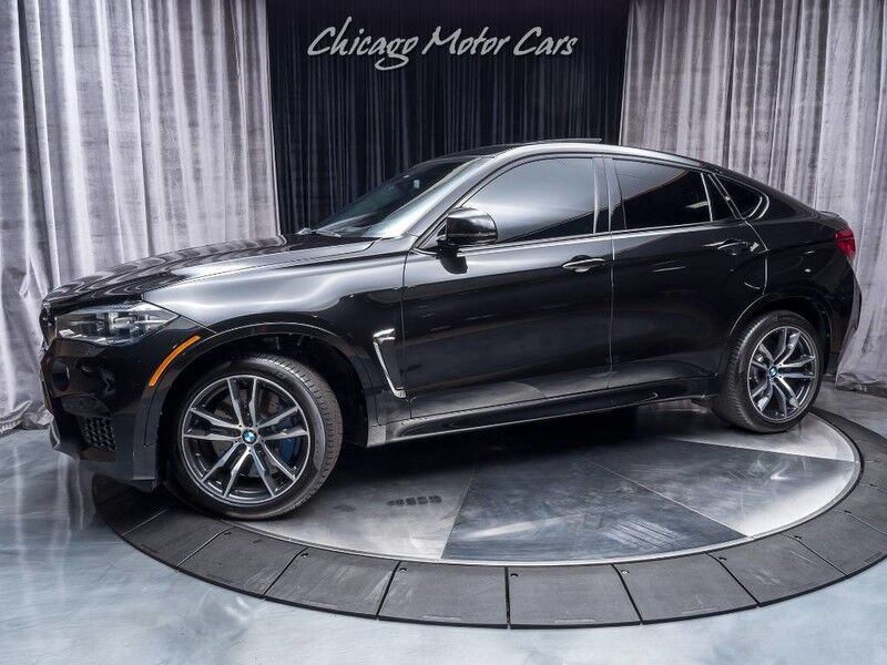 2017_BMW_X6 M_SUV_ Chicago IL