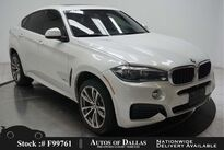 BMW X6 sDrive35i M SPORT,DRVR ASST+,BLIND SPOT,HEADS UP 2017