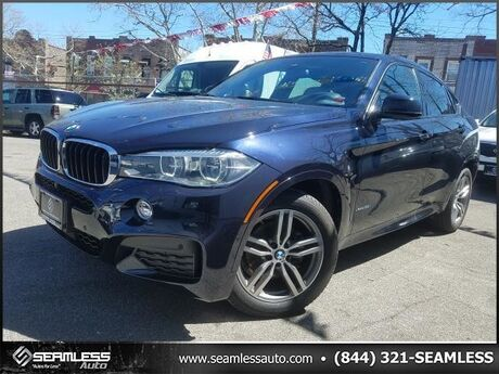 2017 BMW X6 xDrive35i Queens NY