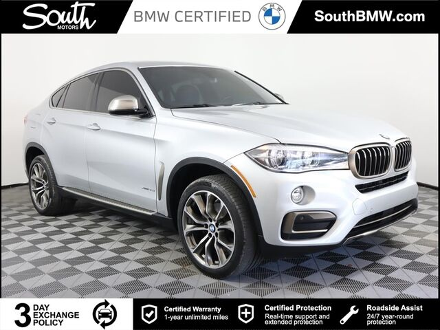 2017 BMW X6 xDrive35i Miami FL