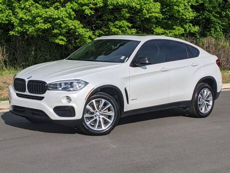 2017 BMW X6 xDrive35i Raleigh NC