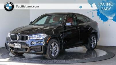 2017_BMW_X6_xDrive35i Sports Activity Coupe_ Glendale CA