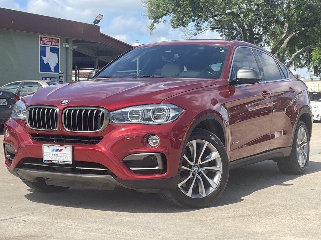 2017 BMW X6 xDrive50i Houston TX