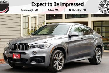 2017_BMW_X6_xDrive50i M-Sport_ Boxborough MA