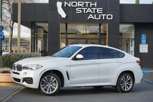 2017_BMW_X6_xDrive50i_ Walnut Creek CA