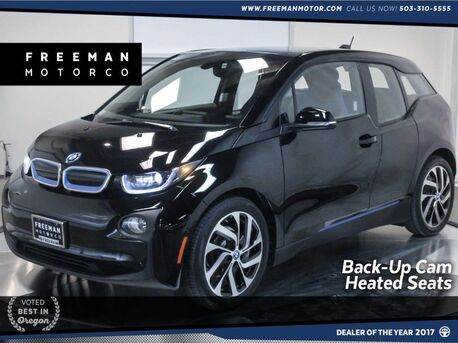 2017_BMW_i3_94 Ah W/Range Extender Mega World Back-Up Cam Nav_ Portland OR