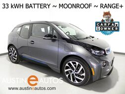 2017_BMW_i3 94h w/Range Extender (New 33 kWh Battery)_*MOONROOF, NAVIGATION, BACKUP-CAMERA, HARMAN/KARDON, COMFORT ACCESS, HEATED SEATS, BLUETOOTH PHONE & AUDIO_ Round Rock TX
