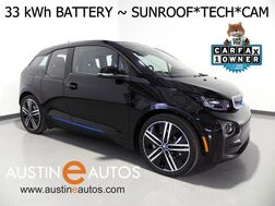 2017_BMW_i3 94h w/Range Extender (New 33 kWh Battery)_*NAVIGATION, BACKUP-CAMERA, ACTIVE DRIVE, HARMAN/KARDON, COMFORT ACCESS, HEATED SEATS, 20 INCH WHEELS, BLUETOOTH_ Round Rock TX