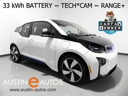 2017_BMW_i3 94h w/Range Extender (New 33 kWh Battery)_*NAVIGATION, BACKUP-CAMERA, ACTIVE DRIVE, HARMAN/KARDON, COMFORT ACCESS, HEATED SEATS, BLUETOOTH PHONE & AUDIO_ Round Rock TX