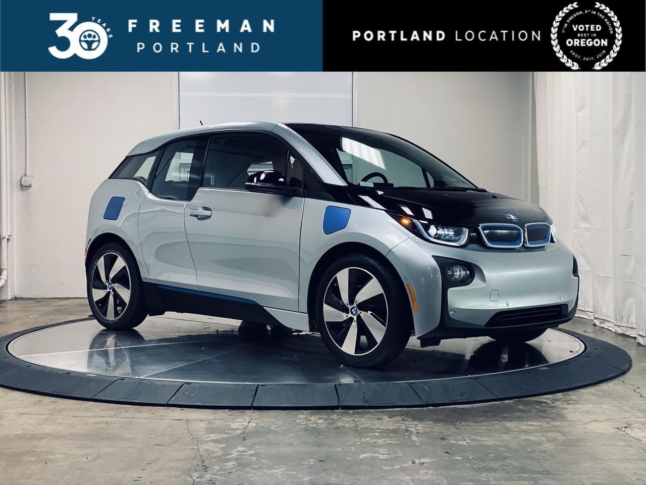 2017 BMW i3 Adaptive Cruise Stop & Go Parking Assist Portland OR