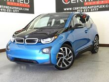2017_BMW_i3_DEKA 94AH RANGE EXTENDER NAVIGATION REAR CAMERA PARK ASSIST HEATED SEATS PO_ Carrollton TX