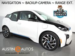 2017_BMW_i3 Deka World w/Range Extender_*NAVIGATION, BACKUP-CAMERA, PARK DISTANCE CONTROL, COMFORT ACCESS, HEATED SEATS, BLUETOOTH PHONE & AUDIO_ Round Rock TX