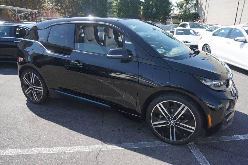 2017 BMW i3 RANGE EXT MEGA (10/17) PARKING ASSISTANCE PACKAGE Monterey Park CA