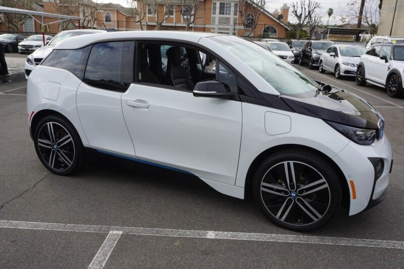 2017 BMW i3 TERA WORLD (08/17) ACC STOP & GO / PARK ASSISTANT PACKAGE Monterey Park CA