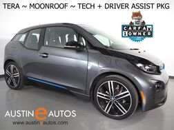 2017_BMW_i3 Tera World w/Range Extender_*MOONROOF, NAVIGATION, DRIVING ASSISTANT, ADAPTIVE CRUISE, COLLISION ALERT, CAMERA, LEATHER, HEATED SEATS, COMFORT ACCESS, 20 INCH WHEELS, BLUETOOTH_ Round Rock TX
