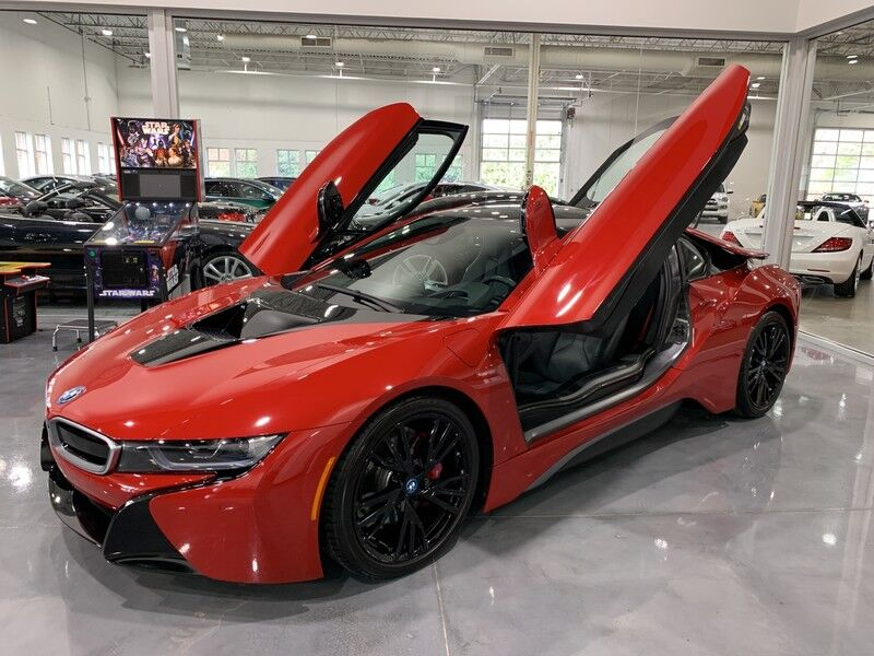 2017_BMW_i8_Protonic Red Edition_ Charlotte NC