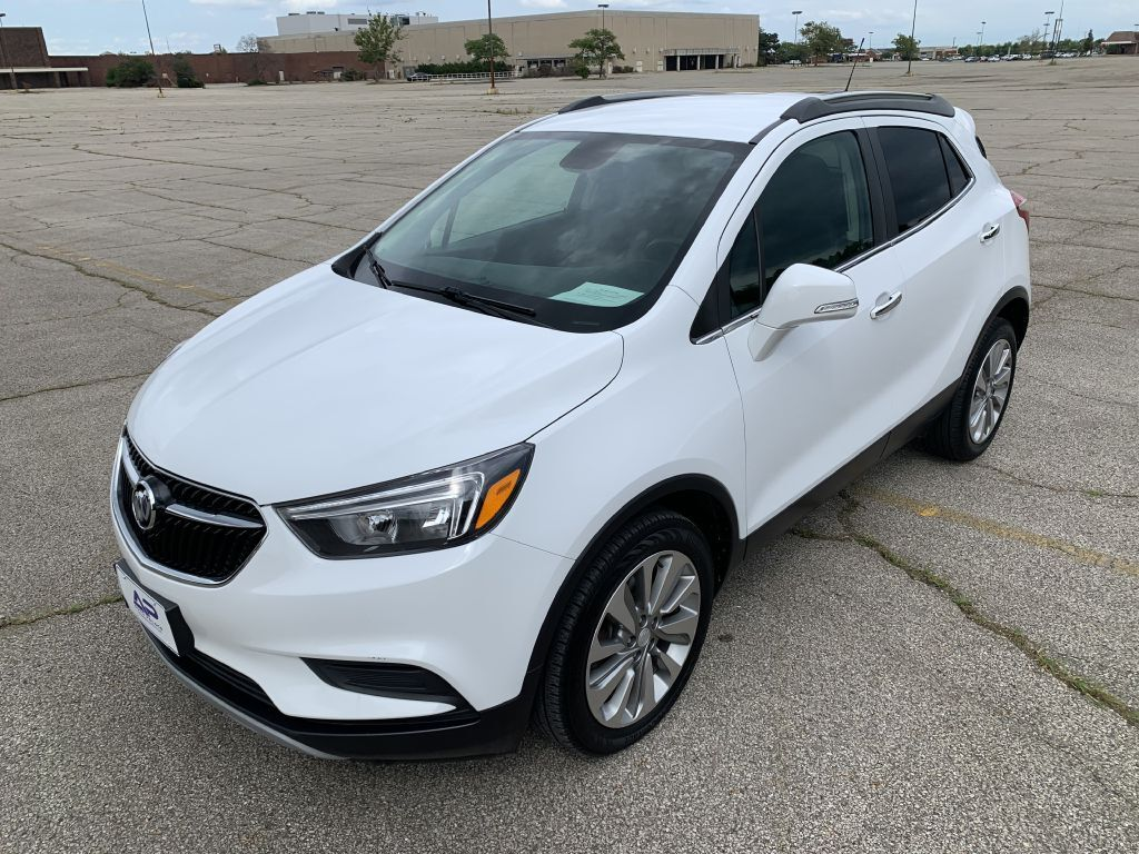2017 BUICK ENCORE PREFERRED Columbus OH