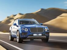 2017_Bentley_Bentayga_AWD_ Los Gatos CA
