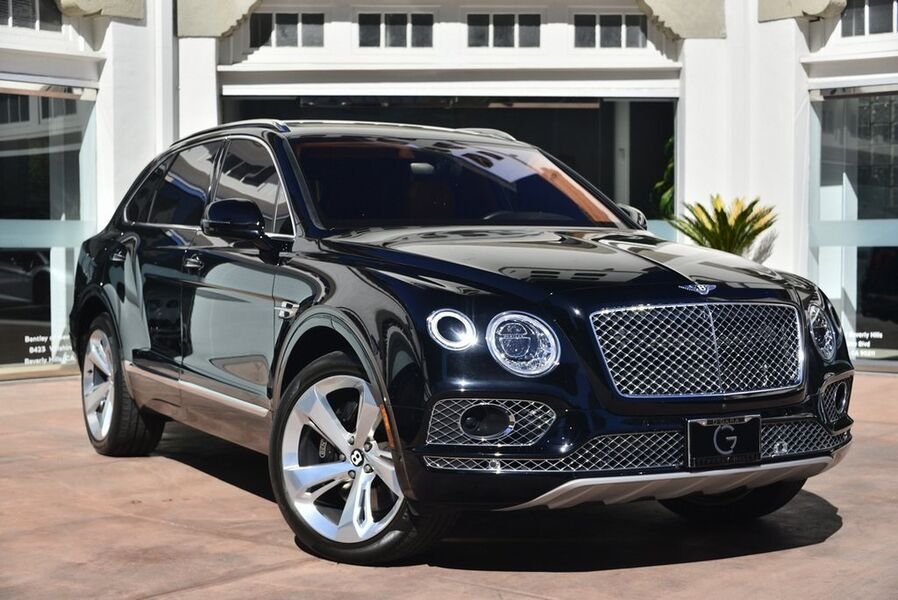 2017_Bentley_Bentayga W12__ Beverly Hills CA