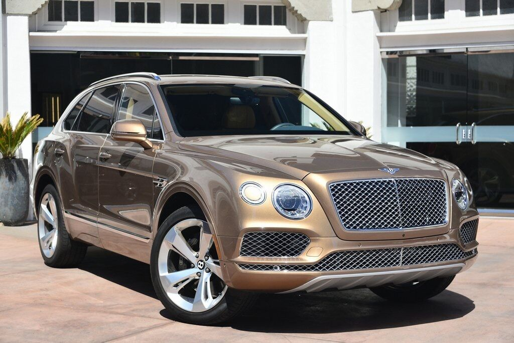2017 Bentley Bentayga W12  Beverly Hills CA