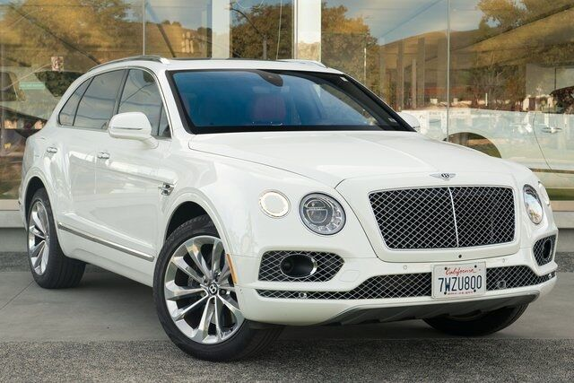 2017 Bentley Bentayga W12  Westlake Village CA