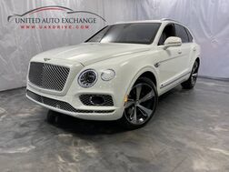 2017_Bentley_Bentayga_W12 / 6.0L 12 Cylinder Engine / AWD / Navigation / Bluetooth / Parking Aid / Night Vision / Panoramic Sunroof_ Addison IL