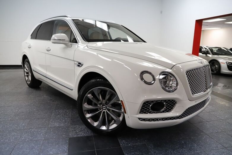 2017 Bentley Bentayga W12 Addison TX