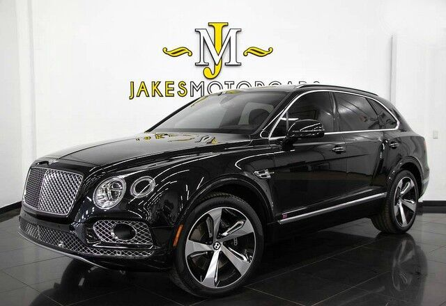 2017 Bentley Bentayga W12 **FIRST EDITION**($300,125 MSRP!)