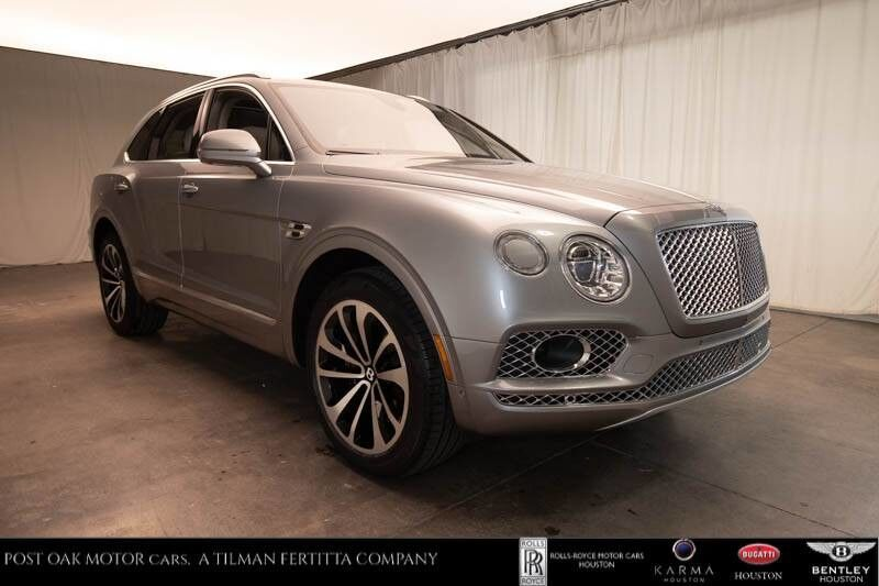 2017 Bentley Bentayga W12 Houston TX