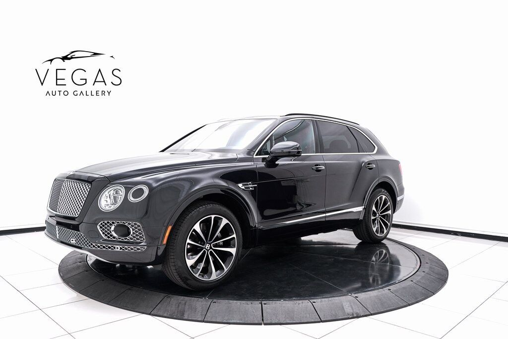 2017 Bentley Bentayga W12 Las Vegas NV