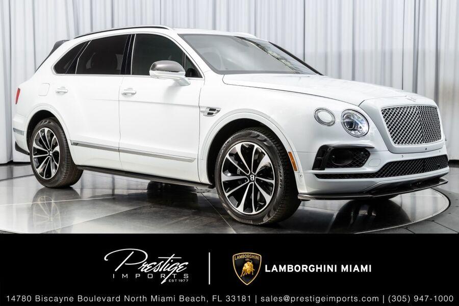 2017_Bentley_Bentayga_W12_ North Miami Beach FL