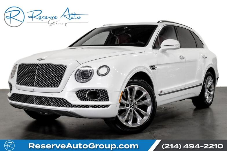 2017 Bentley Bentayga W12 The Colony TX