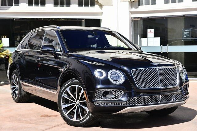 2017 Bentley Bentayga W12 W12 Lawrence KS