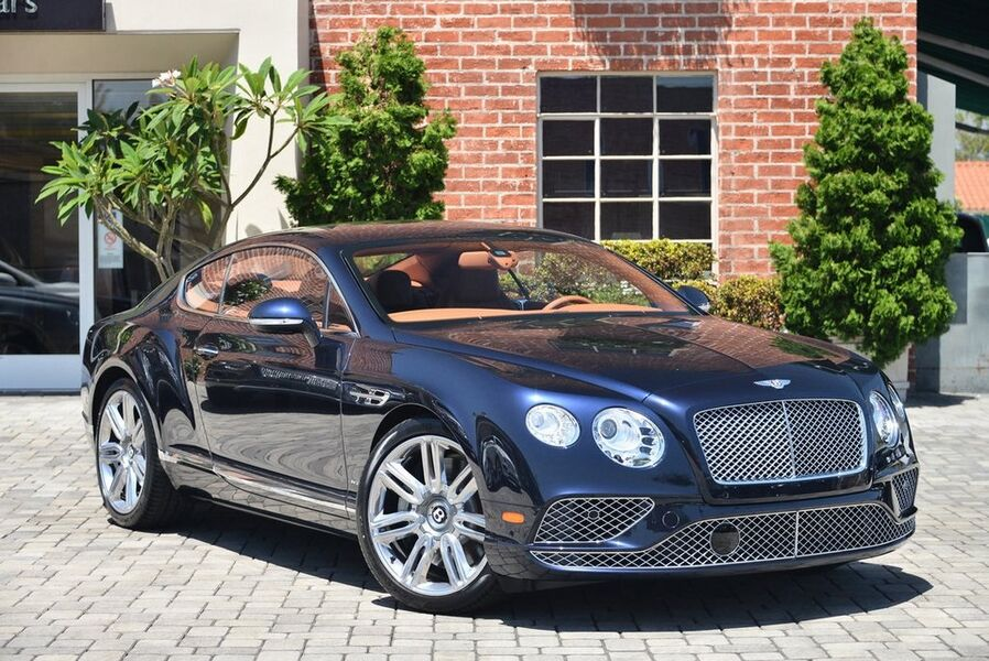2017_Bentley_Continental GT Coupe__ Beverly Hills CA
