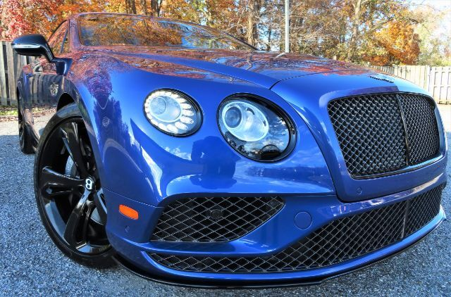 2017 Bentley Continental GT SPEED W12