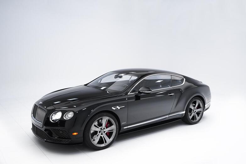 2017 Bentley Continental GT Speed Pompano Beach FL