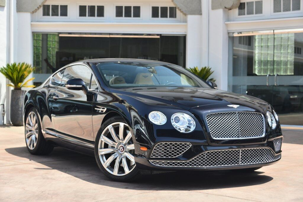 2017 Bentley Continental Gt V8 Coupe Lawrence Ks 24471350
