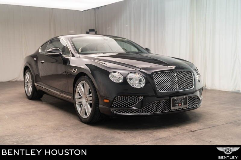 2017 Bentley Continental GT V8 Houston TX