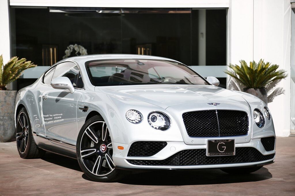 2017 Bentley Continental GT V8 S  Beverly Hills CA
