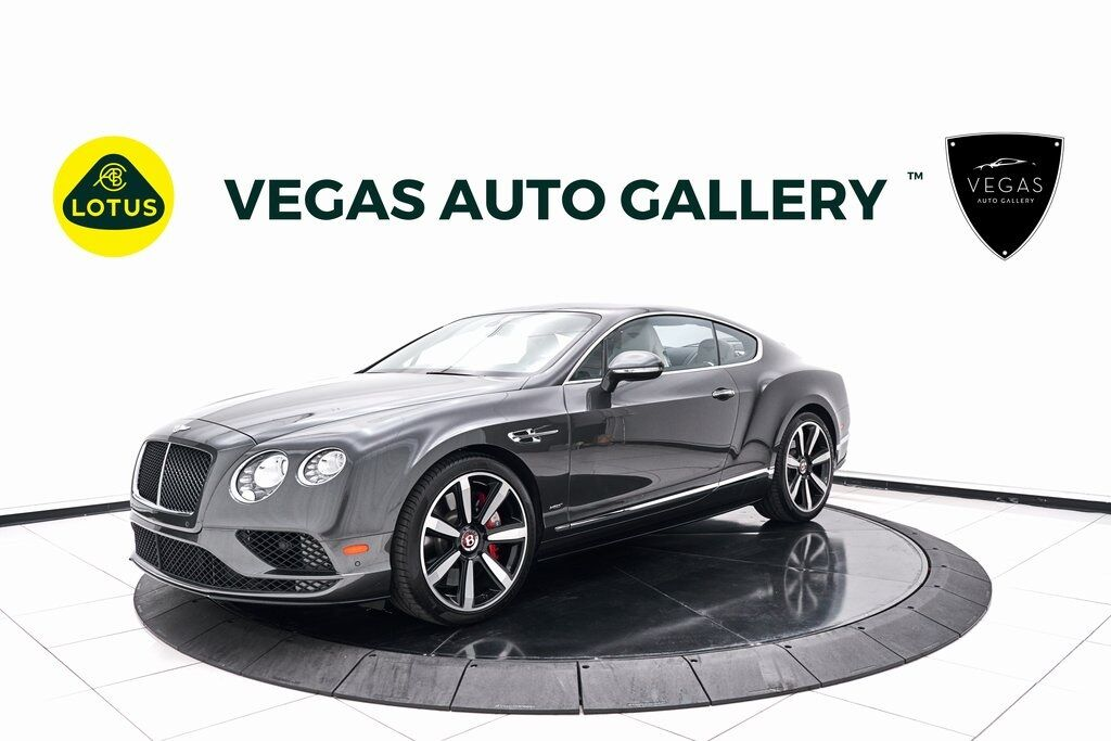2017 Bentley Continental GT V8 S Las Vegas NV